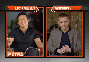Ryan Reynolds and Mario Lopez Pull the Ultimate April Fools' Joke! Watch