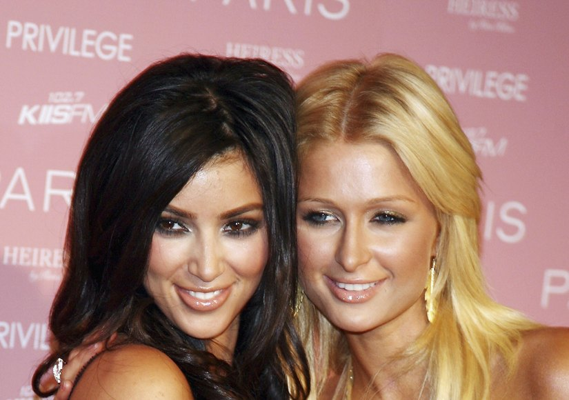 Thank Paris Hilton for Kim Kardashian's Rocket Ride to Fame