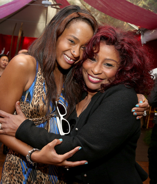Close Friend Chaka Khan Says She's Not Shocked to Hear News of Bobbi Kristina