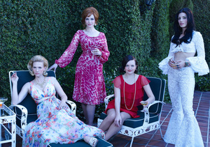 'Mad Men' Style with a Modern Twist! Steal Betty, Joan, Peggy and Megan's Looks