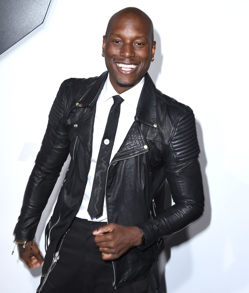 Tyrese Gibson Addresses 'Green Lantern' Casting Rumors