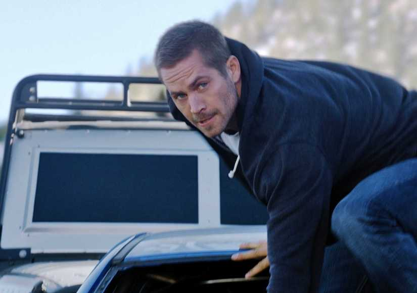'Furious 7' Cruises Into First Place at the Box Office