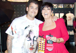 Why Kris Jenner Is Afraid for Rob Kardashian's Life