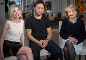 First Look: Mary Kay Letourneau & Vili Fualaau Sit Down with…