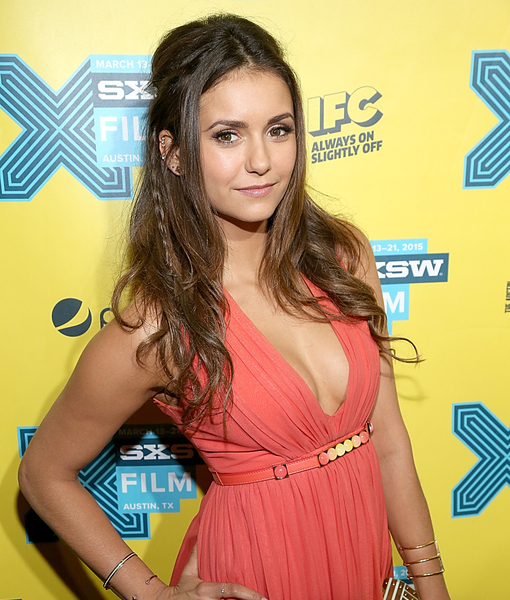 It's Official: Nina Dobrev Confirms 'Vampire Diaries' Exit in May