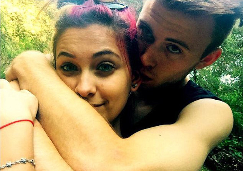 Paris Jackson Has a Boyfriend! See the PDA-Packed Pics