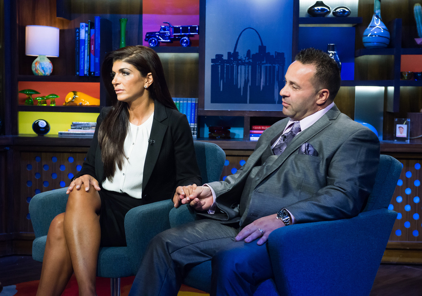Will Theresa & Joe Giudice's 'RHONJ' Spinoff Be from Behind Bars?