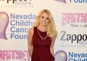 Oops! Britney Spears Did It Again… Wins Celebuzz's MusicMadness