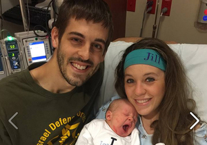 Video! Jill Duggar Introduces Son, Reveals 'Not Everything Went As Expected'