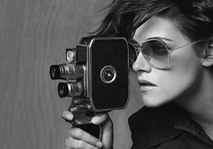Spec-Tacular! See Kristen Stewart's Chanel Eyewear Campaign
