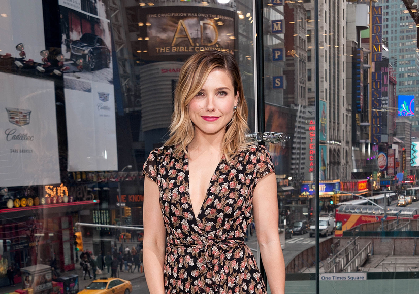 Sophia Bush Gushes Over Lady Gaga... the 'Coolest Human Being'