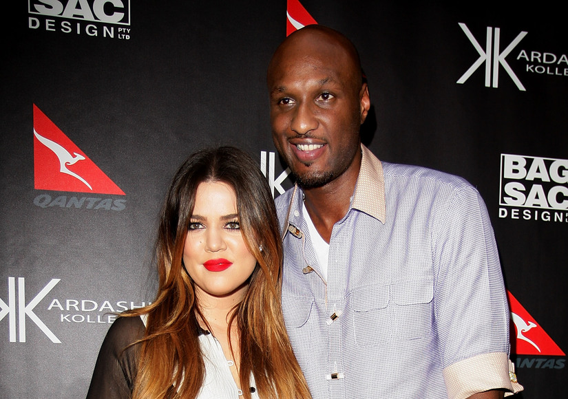 Khloé Kardashian & Lamar Odom Call Off Divorce