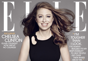 Chelsea Clinton Covers ELLE, Opens Up on Motherhood