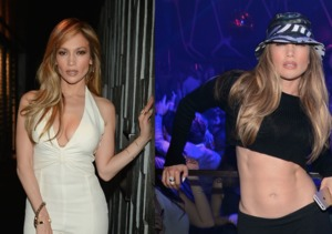J.Lo's Quick-Change in Vegas Pays Off!