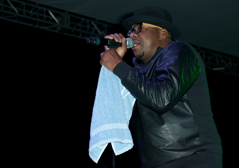 Bobby Brown Brings Fans to Tears in First Appearance Since Bobbi Kristina's Hospitalization