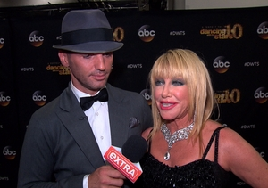 'DWTS' Week 5: Suzanne Somers Opens Up About Her Elimination