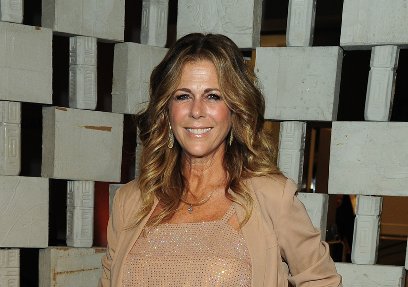 Rita Wilson Reveals She Has Cancer, Urges Women to Get Second Opinion