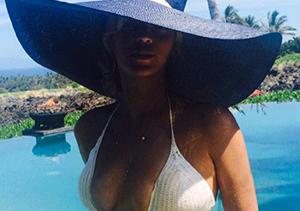 Beyoncé -Yay! See Her Hot Vacay Pics