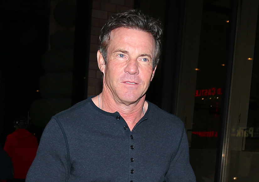 Dennis Quaid's Mea Culpa for Viral Meltdown, 'I Apologize to Everyone Involved'