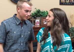 Josiah Duggar and GF Marjorie Jackson's Adorable First Interview About Courtship