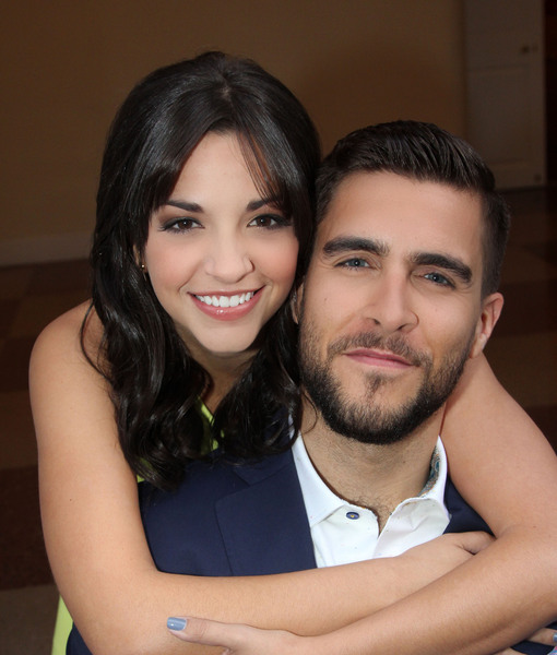 Ana Villafañe and Josh Segarra (c) Bruce Glikas