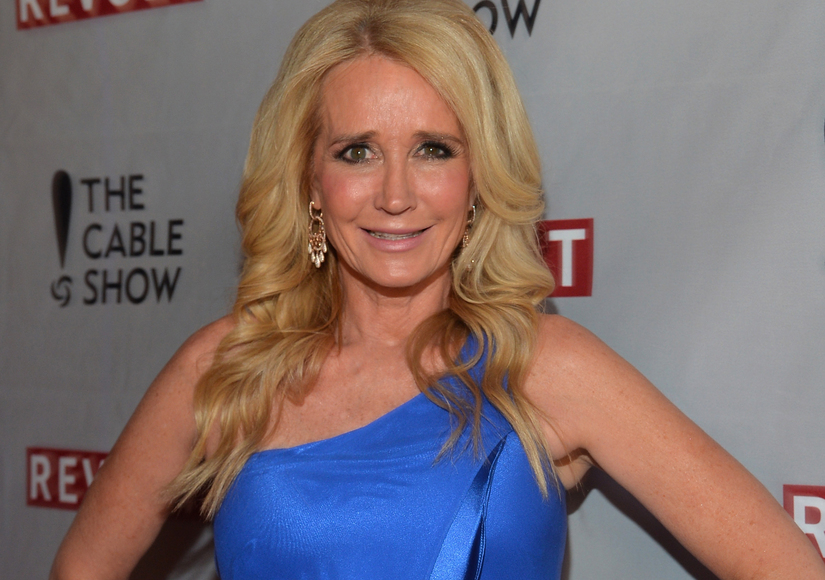 Kim Richards Arrested for Shoplifting at Target