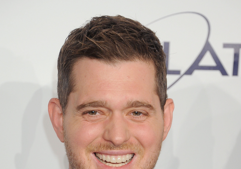 Michael Bublé Faces Backlash for Posting Pic of Unsuspecting Woman's Butt