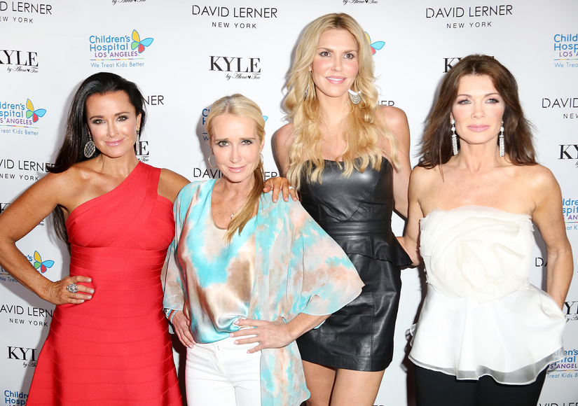 'RHOBH' Stars React to Kim Richards' Arrest
