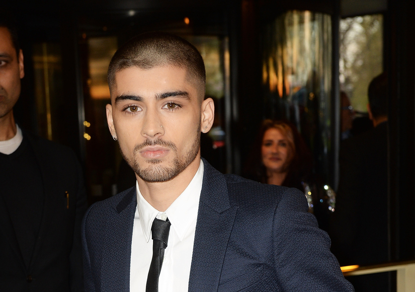 Zayn Malik's First Appearance Since Exiting 1D, Shows Off New Look and Date!