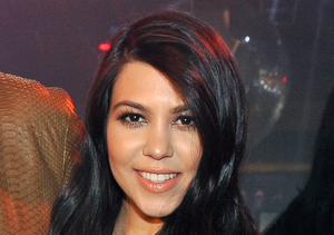 Kourtney Teatoxes for Her Birthday