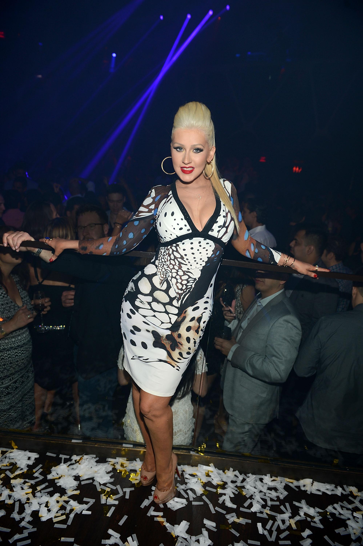 Christina Aguilera_Hakkasan Anniversary.JPG