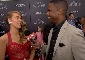 Blake Lively Talks Motherhood and Geeking Out Over Harrison Ford at 'Age of…