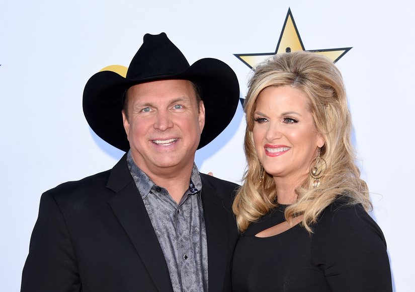 Garth Brooks Gushes Over Happy Life, Happy Wife Trisha Yearwood