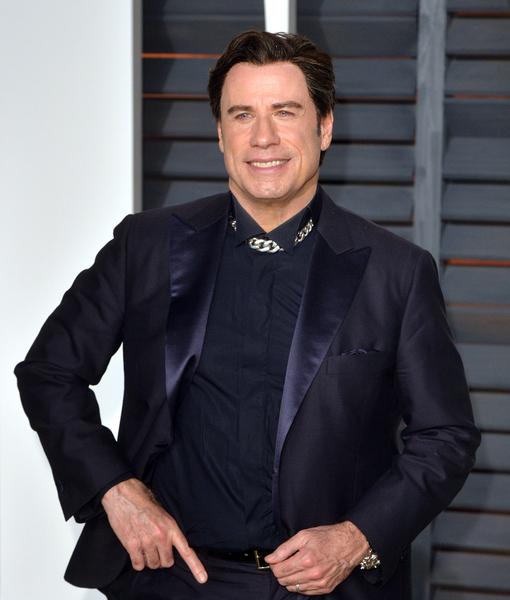 John Travolta Talks 'Forger,' Football and Flying