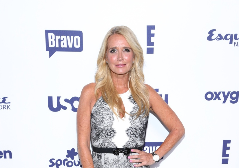 Report: Kim Richards Charged Following April Intoxication Arrest