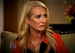 Dr. Phil Slams Kim Richards in Explosive New Promo Clip: 'That's Not Good…