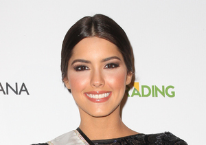 Watch 'Extra's' Exclusive Chat with Miss Universe Paulina Vega