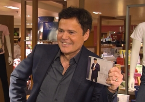 Donny Osmond Says 'Ninja Turtle' Donatello Is Named After Him