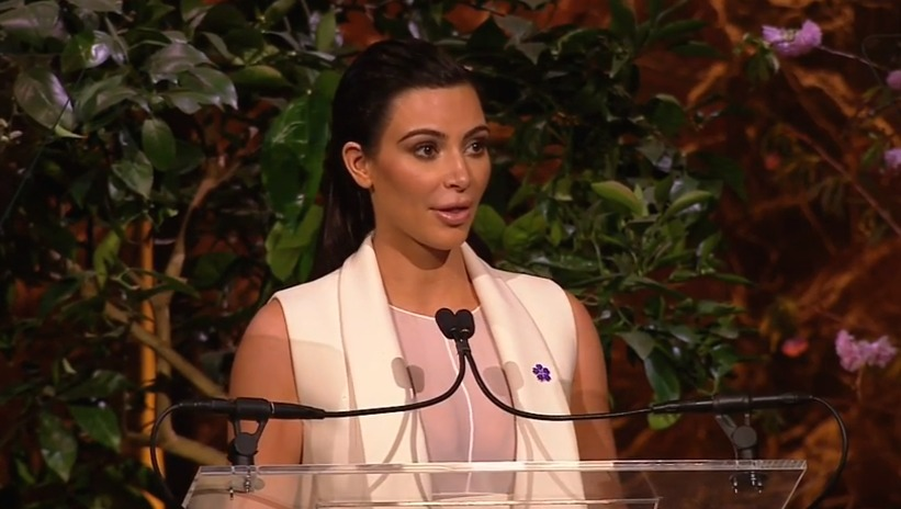 Kim Kardashian Gets Serious: Speaking Out on Sick Kids and Armenian Genocide