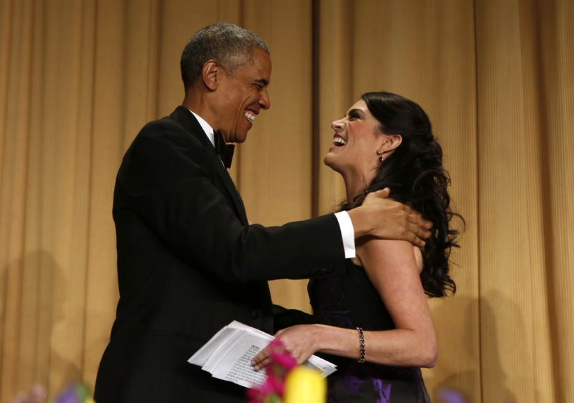 President Obama and Cecily Strong's Best Jokes at the WHCD!