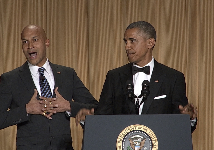 'Extra's' Star-Studded Highlights from the White House Correspondents' Dinner