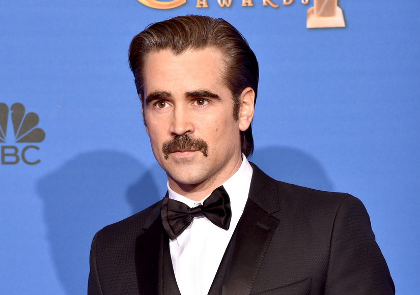 Colin Farrell Chooses Fatherhood over Dating: 'I Have Not Dated for Four Years'