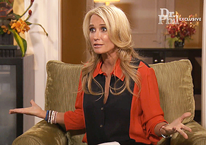Dr. Phil Reveals Secrets from Kim Richards' Explosive Sit-Down