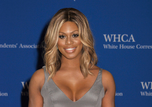 'OITNB' Star Laverne Cox Thanks 'Courageous' Bruce Jenner