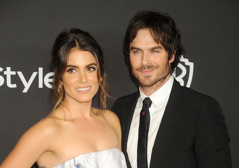 It's Official! Nikki Reed & Ian Somerhalder Marry in Malibu