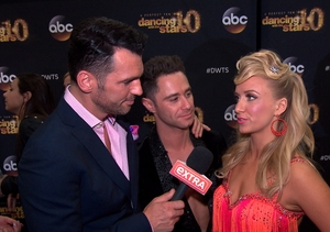 'DWTS' Week 7: Nastia Gives an Update on Derek's Injury, and Willow Eliminated