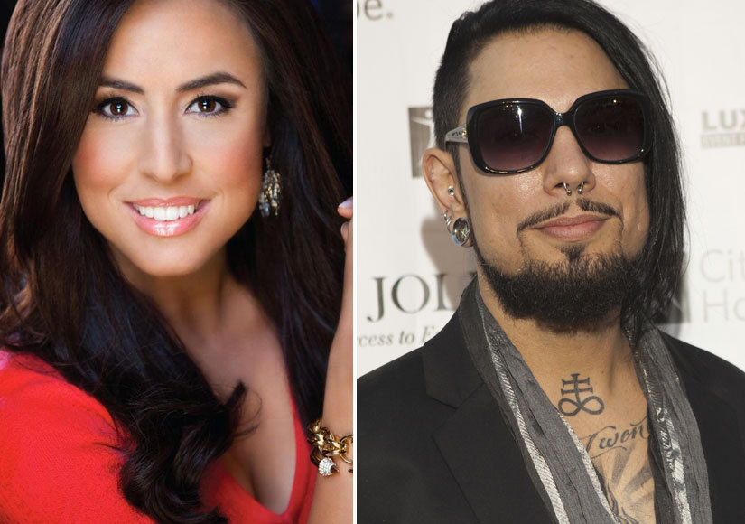 New Couple Alert? Dave Navarro Dating FOX News Anchor Andrea Tantaros!