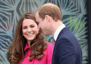 Prince William and Kate Middleton Welcome Royal Baby No. 2!