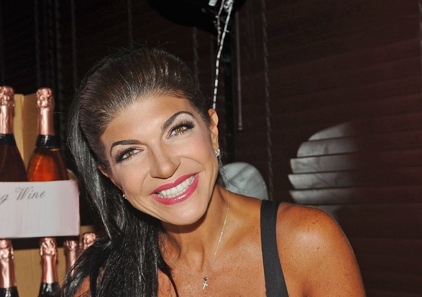 'RHONJ' Star Teresa Giudice Is Doing WHAT in Prison?!