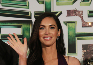 Megan Fox Looks Completely Different on 'TMNT2' Set!